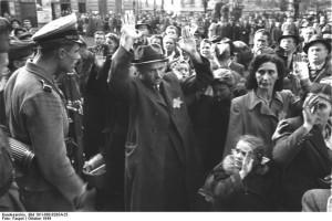 Budapest Jews  october 1944