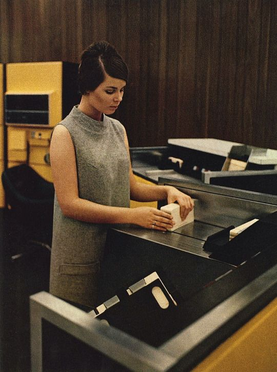 H632 General Purpose Digital Computer System (Honeywell Information Systems, Inc.), 1968.