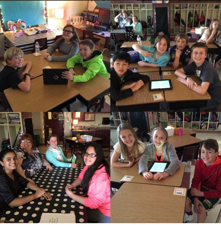 5th grade khoot students