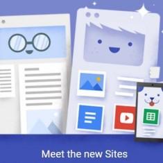 google new sites 2