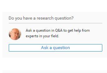 researchgate screen 4 reseach question